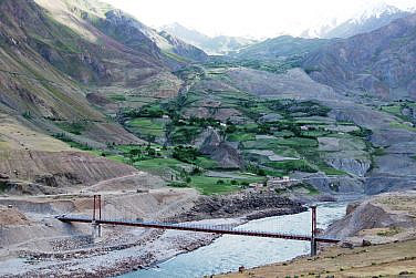 China in Central Asia: Building Border Posts in Tajikistan