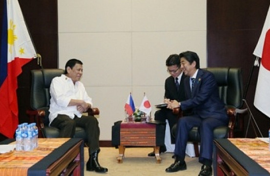 philippine japanese relations The leaders of japan and the philippines japan welcomes the effort of president duterte visiting china and endeavoring to improve the philippine-china relations.