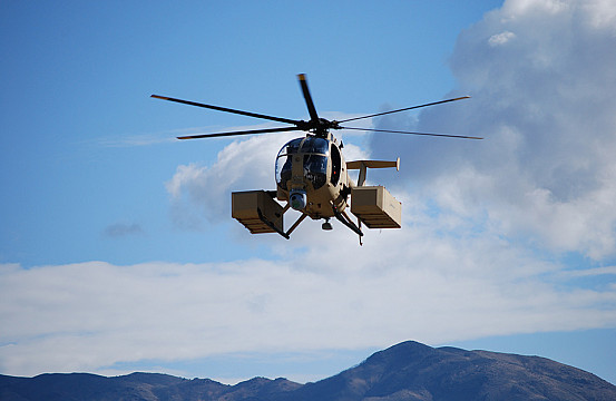 south korea and us to develop unmanned helicopter gunship
