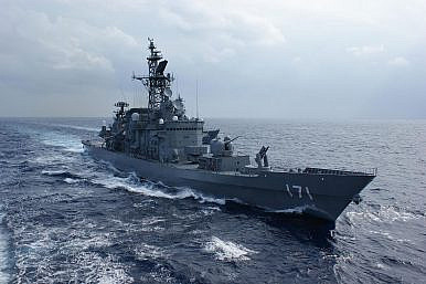China Defense Ministry: 'Military Will Not Sit Idle' if Japan Expands Involvement in South China Sea