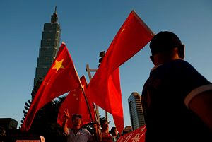 How Beijing Uses People-to-People Ties as Leverage Over Taiwan
