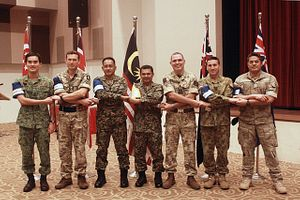 Joint Military Exercise Highlights Five Power Defense Agreements