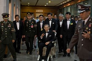 Thai Patience With Junta Rule May End When the King Dies
