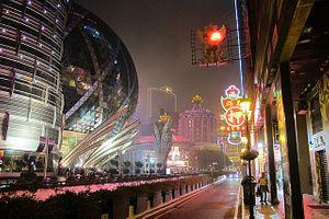 Casino-Heavy Macau Looks to End COVID-Induced Slowdown