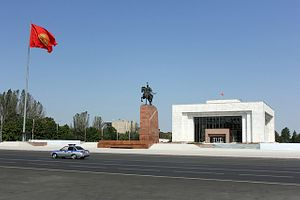 US, UK Embassies Issue Terror Warning for Kyrgyzstan