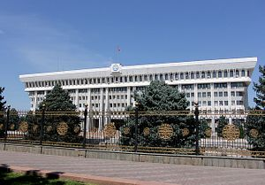 Top Kyrgyz Party Nominates Prime Minister for Presidential Run