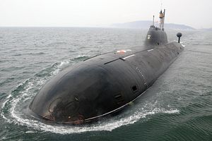 A Second Russian Nuclear Attack Submarine for India?