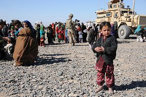 Let's Not Forget Afghanistan's Internally Displaced Persons