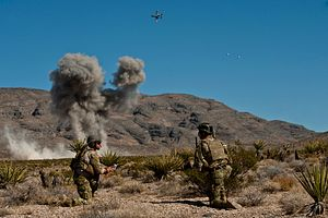 NATO Trains Afghan Tactical Air Controllers as Civilian Casualties Rise