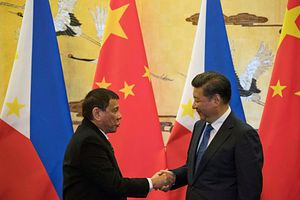 The Limits of Duterte's US-China Rebalance