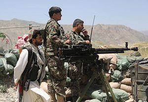 Dostum Seeks to Cement His Position in Northern Afghanistan