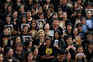 The Darker Side of Thai Royalism