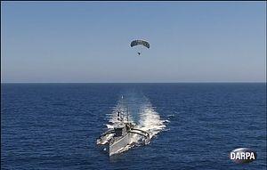US Navy's Sub-Hunting Robot Ship Tests New Sensor System