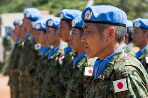 What Role for Japan in Africa's Security After Withdrawal from South Sudan?