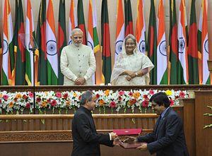 India, Bangladesh Talk Coast Guard Cooperation