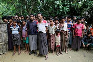 Taking the Rohingya Insurgency at Face Value