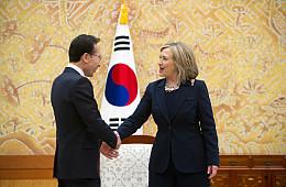 South Korea to America: Please Elect Hillary Clinton
