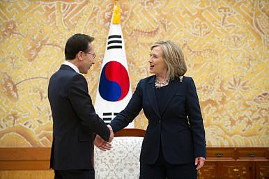 South Korea to America: Please Elect Hillary Clinton