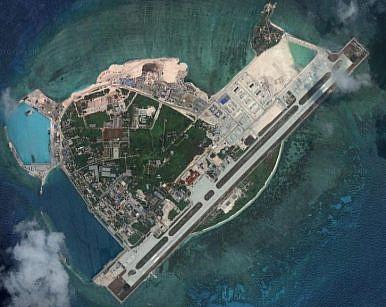 China Islands South China Sea