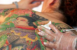 Forbidden Ink: Japan's Contentious Tattoo Heritage