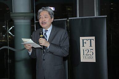Political Scrambling in Hong Kong Begins