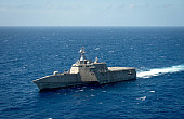 New Littoral Combat Ship Joins U.S. Navy's 7th Fleet in the Asia-Pacific