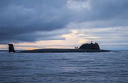 Russia's First <i>Yasen-M</i> Attack Sub to Begin State Trials in 2019