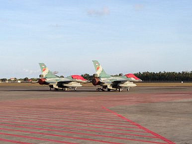 South China Sea: Indonesian Military Stages Massive Natuna Sea Exercise