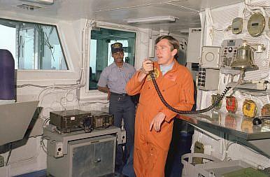John F. Lehman, Former US Secretary of the Navy, on the South China Sea