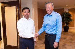 Indonesia, Singapore Talk Terror, Cyber in Defense Meeting