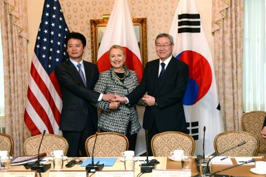 What is the Future of US Policy Toward Japan and Korea?