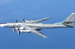 Russia Flies Nuclear-Capable Bombers Near North Korea
