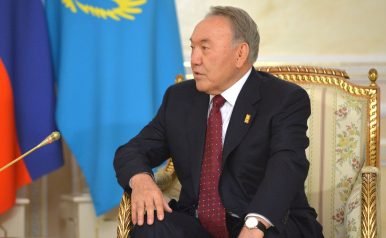 Kazakhstan's Transition: Nazarbayev Steps Down, But He's Not Out