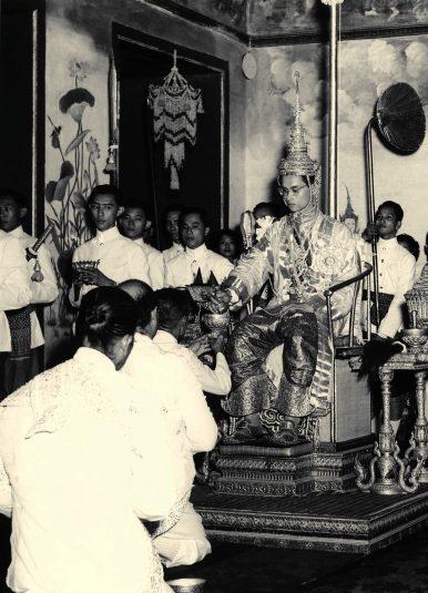 Bhumibol Adulyadej and Buddhist Kingship in Thailand
