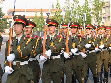 China's People's Liberation Army May Have a Civil-Military Relations Problem