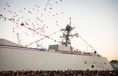 US Navy Commissions Most Technologically Advanced Stealth Warship