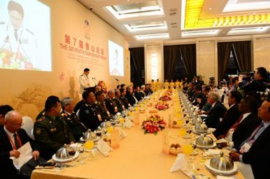 Can China Reshape Asia's Security Architecture?