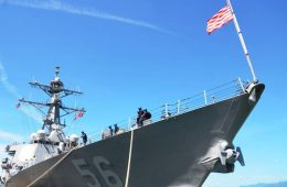 US Navy Expanding Ability to Sustain Operations in South China Sea