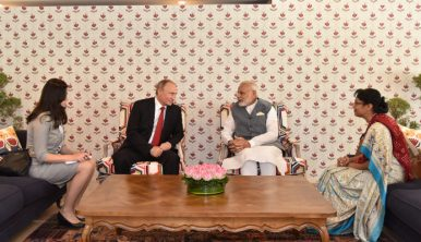 India and Russia Struggle to Regain the Past Glow