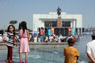 Economic Recovery and Confronting Corruption in Kyrgyzstan