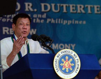 Philippine President Rodrigo Duterte Meets Xi Jinping: First Takeaways