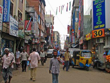 Sri Lanka: Separatists or Minorities?