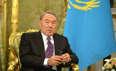 An Uzbek Transition for Kazakhstan?
