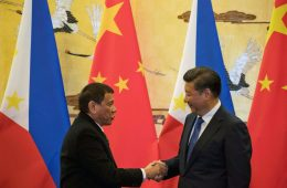 The Limits of Duterte's US-China Rebalance