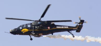 India Kicks Off Production of Light Combat Helicopter
