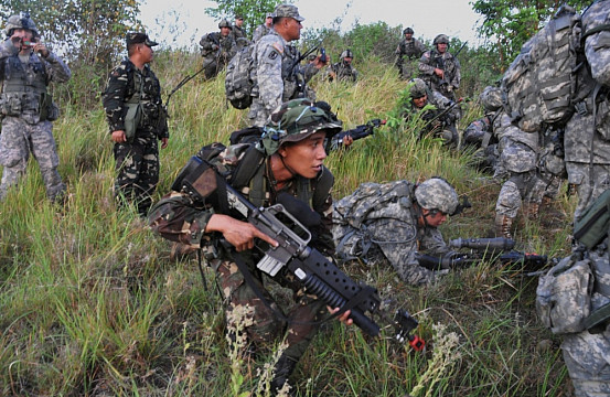 What To Expect From The 2017 US-Philippines Balikatan Military Exercise