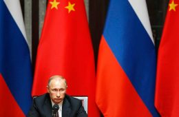 In Asia Moscow Trusts? Russia's Pivot to the East