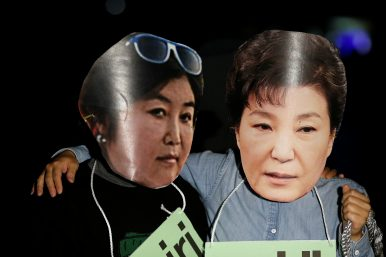 South Koreans Call for President's Impeachment Over Influence Scandal