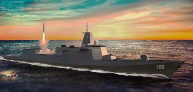 Let's Talk About the Chinese Navy's Type 055 Destroyer