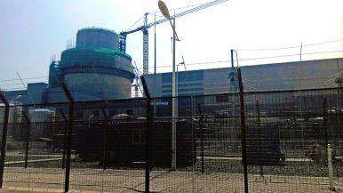 China's Nuclear Power Plans Melting Down